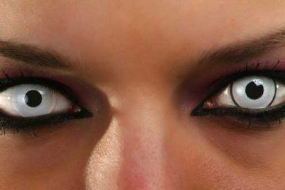 El uso de lentes cosméticas en Halloween de centros no sanitarios puede provocar ceguera
