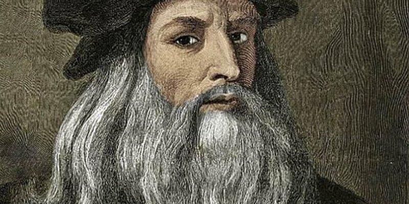 ¿Sabías que Leonardo Da Vinci era bizco?