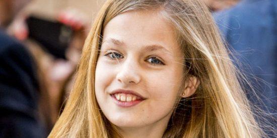 La princesa Leonor se queda sin el iPhone X que pidió por su cumpleaños porque los Reyes temen a las redes sociales