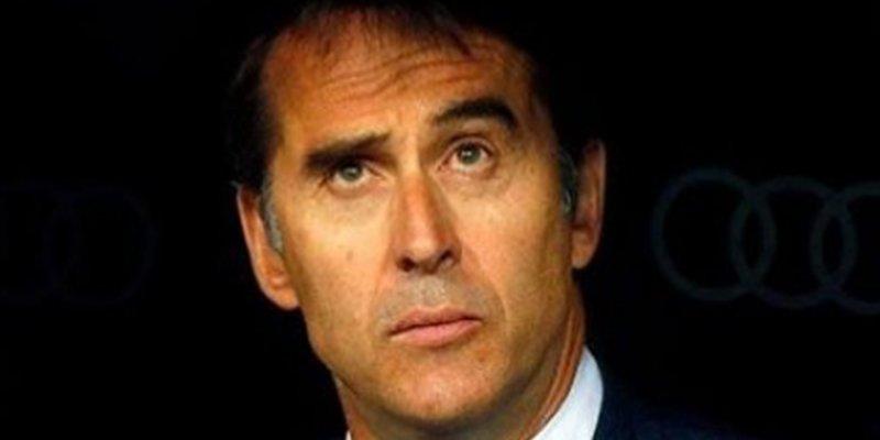 Lopetegui se hace responsable del mal juego del Real Madrid y excusa a sus jugadores