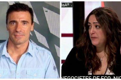 Perdiguero hace morder el polvo a Patricia López de Público por vincularle con un partido neonazi