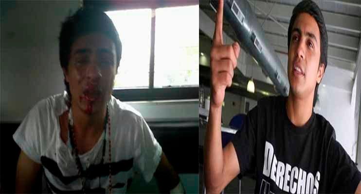 La dictadura venezolana destierra a España al joven opositor Lorent Saleh