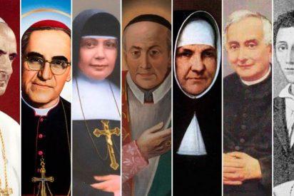 Estos son los nuevos siete santos de la Iglesia católica