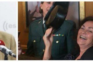 """Losantos tritura a Carmen Calvo en un memorable minuto: """"Esta lerda parece que se ha atizado una botella"""""""