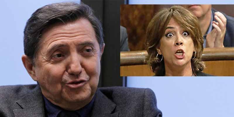 "Jiménez Losantos: ""La ministra Delgado precisa inmediata asistencia psiquiátrica"""