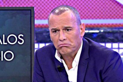 """La venganza de Telecinco contra Carlos Lozano por meterse con Belén Esteban: """"Está acabado"""""""