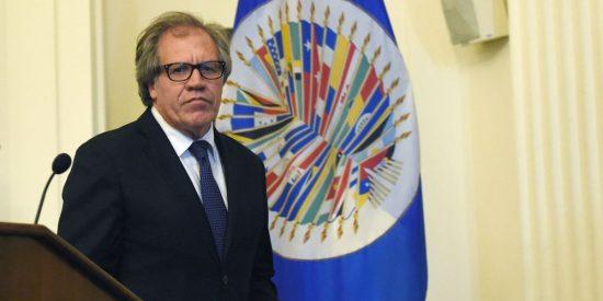 """Almagro exige al gobierno de Nicaragua: """"respeto a los derechos humanos y liberación de manifestantes presos"""""""
