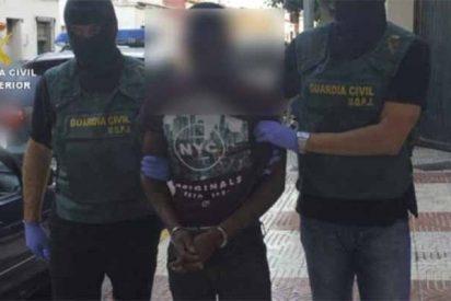 La Guardia Civil atrapa en el aeropuerto de Madrid al macarra que mató a una mujer hallada en un vertedero de Almería