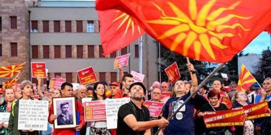 Macedonia: Fracasa el referéndum sobre el cambio de nombre al país