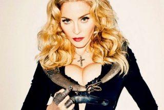 ¡Like a virgin!: Madonna se muestra en ropa interior a sus 62 años