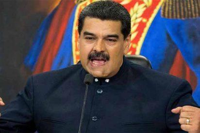 La narcodictadura de Maduro acusa a México por no permitir a los chavistas hacerse ricos con la corrupción
