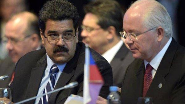 """Rafael Ramírez: """"Nicolás Maduro tiene que salir, ha demostrado que es incapaz e irresponsable"""""""