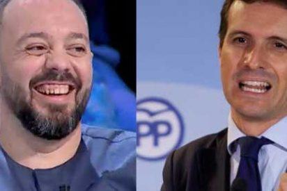 Antonio Maestre compra el intolerable discurso de Tardá y añade que Casado se lo buscó