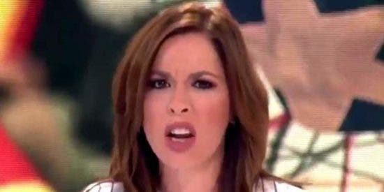 "El bofetón de Mamen Mendizábal a la deslenguada Elisa Beni por decir ""volquetes de putas"" a destiempo"