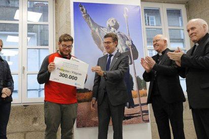 Galicia batirá un nuevo récord al cerrar 2018 con más de 320.000 peregrinos
