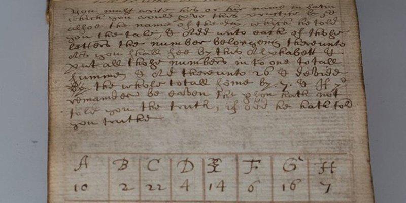 """Subastan por 28.000 dólares este antiguo manuscrito mágico que hace a las mujeres """"desnudarse"""""""