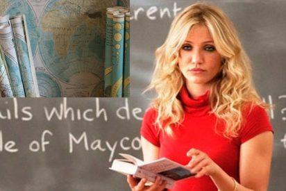 El mapamundi que te enseñaron en el colegio es incorrecto: así es en realidad el mundo