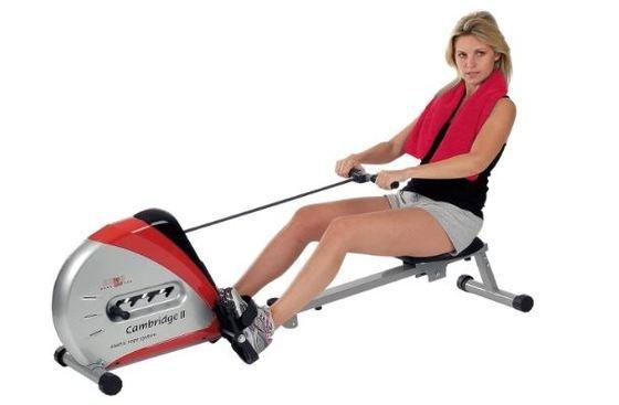 maquina de remo para entrenar en casa