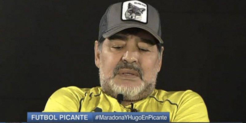 Maradona confiesa que preferiría dirigir al Tri antes que a la selección Argentina