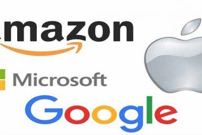 Apple, Google, Amazon y Microsof encabezan la lista de las marcas más valiosas del mundo