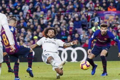 Barça 5 -Real Madrid 1: Lopetegui a la calle, pero los que la están cagando son los jugadores