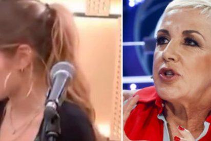 El tremendo cabreo de Ana Torroja con esta concursante de 'OT 2018' por cambiar la letra de una canción de Mecano