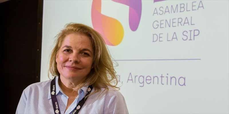 Las dictaduras de Venezuela y Nicaragua principales preocupaciones de la nueva presidenta de la SIP