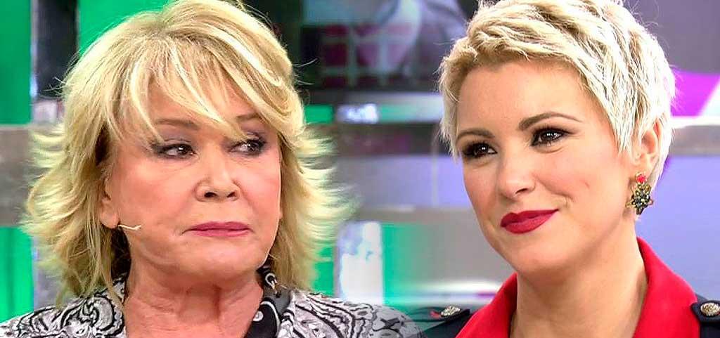 Mª Jesús Ruiz se incorpora como colaboradora de 'Sálvame' quitando la silla a Mila Ximénez