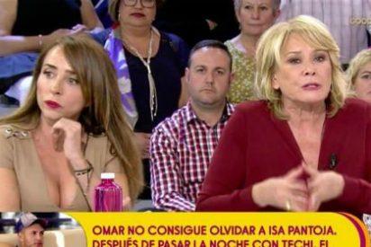 """María Patiño parece que quiere irse de 'Sálvame' y se lleva por delante a Mila Ximénez: """"¡Me quieren destruir!"""""""