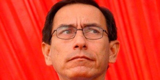 Ultimátum al Congreso peruano: Será disuelto de seguir con el proceso de elección de los miembros del Tribunal Constitucional