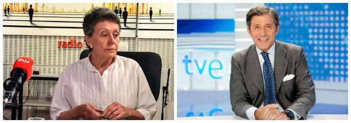 La 'estética gilipollez' por la que la comisaria Rosa María Mateo fumigó a Jesús Álvarez de TVE