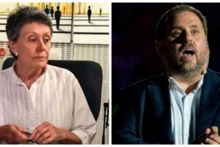 Rosa María Mateo deja bizca a la audiencia de 'Informe Semanal' con la entrevista-masaje al golpista Junqueras