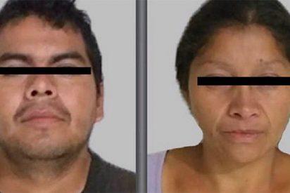Atrapan en México a un matrimonio de vendedores que asesinó a 10 mujeres y las metió en cemento