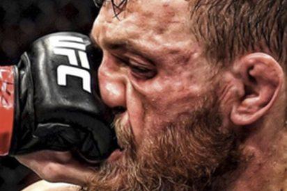 Así fue el derechazo de Nurmagomédov que 'sentenció' a McGregor en el segundo asalto