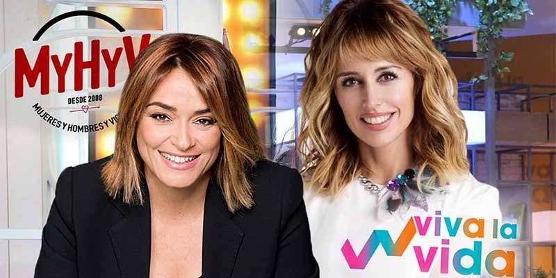 El misterioso mensaje de Emma García tras quitarle el programa a Toñi Moreno