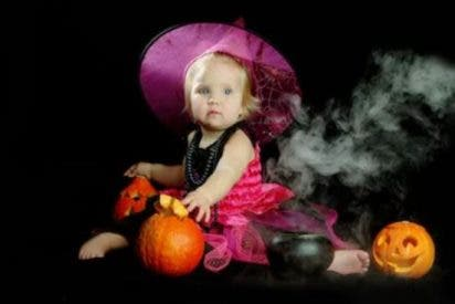 Mejores disfraces de Halloween para bebés 2019