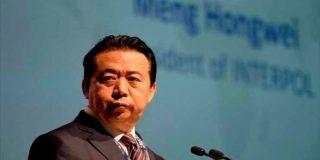 Renunció el presidente de Interpol luego de ser detenido en China