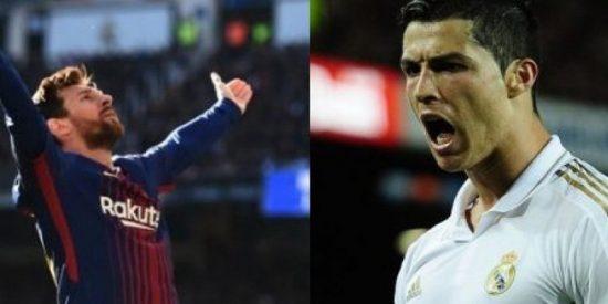 ¿Qué ausencia crees se notará más en el clásico: la de Messi o la de Cristiano?