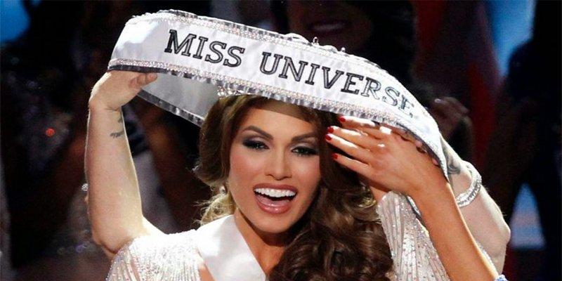 La Venezuela chavista también manda al exilio a sus misses y reinas de belleza