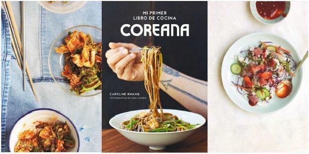 'Mi primer libro de cocina coreana', de Caroline Hwang