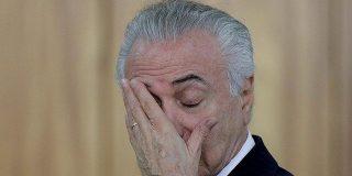 La Policia Federal de Brasil solicita que el presidente Temer sea imputado por corrupción