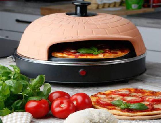 Mini hornos para pizzas más vendidos en Amazon