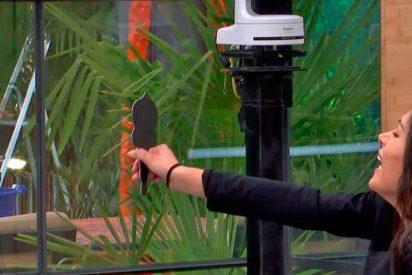 El Maestro Joao explica cómo funciona la 'brujeria' del espejo que usa Miriam en 'GH VIP'