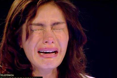 Miriam sufre un aparatoso accidente en 'GH VIP', y Mónica y Aurah ni se inmutan