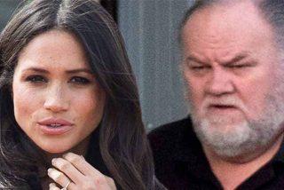 El padre de la 'royal' Meghan Markle confiesa una adicción oculta