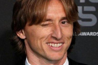 Modric no quiere ni se atreve a compararse con Cristiano Ronaldo