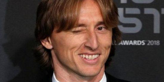 Modric afirma que nunca compartirá equipo con Messi