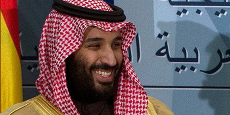 "¿Sabías que Wikipedia describe al príncipe heredero saudí como ""narcotraficante y asesino?"