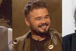 """Monedero y Rufián invitan a Espada a """"dejarse llevar por sus pasiones escondidas"""" y """"tener sexo sin ningún tipo de cortapisa"""""""