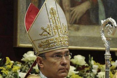 Edgar Peña comienza su trabajo como 'número tres' del Vaticano